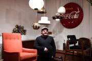 Stéphane St-Arnaud habite un loft situé dans une... (PHOTO BERNARD BRAULT, LA PRESSE) - image 2.0
