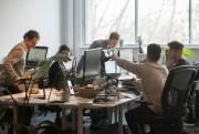 L'entreprise Local Logic compte aujourd'hui 12 employés et... (Photo Ivanoh Demers, La Presse) - image 1.0