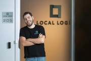 Vincent-Charles Hodder, PDG de Local Logic... (Photo Ivanoh Demers, La Presse) - image 1.1