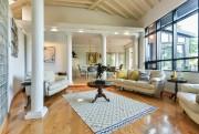 Le salon, situé dans la partie avant de... (Photo Brigitte Poisson, fournie par Immeubles Stuart) - image 2.0