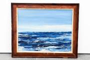 Georgian Bay, 1974, Peggy Miller, peinture àl'huile. Avec... (Photo Bernard Brault, La Presse) - image 3.0