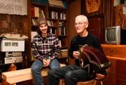 Gaëtan Girard est accordéoniste. Il a composé une... (Photo Bernard Brault, La Presse) - image 6.0