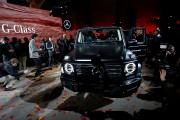 Le nouveau Mercedes G-Class. Photo: Reuters... - image 3.0