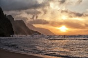En fin d'après-midi, quand le sable devient ocre... (Photo Thinkstock) - image 6.0