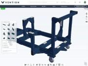 Plateforme de conception 3D pour machines sur mesure... (IMAGE FOURNIE PAR VENTION) - image 1.0