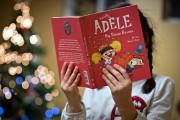 La série Mortelle Adèle a été créée en... (PHOTO OLIVIER JEAN, LA PRESSE) - image 3.0