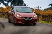 La Nissan Leaf 2018... (Photo fournie par Nissan) - image 1.0