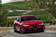 L'Alfa Romeo Giulia Quadrifoglio... (PHOTO FOURNIE PAR LE CONSTRUCTEUR) - image 6.0
