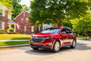 Le Chevrolet Equinox... (PHOTO FOURNIE PAR LE CONSTRUCTEUR) - image 1.0