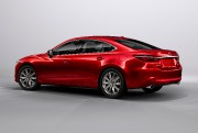 La Mazda 6... (PHOTO FOURNIE PAR LE CONSTRUCTEUR) - image 1.0
