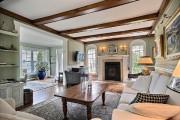 Le salon est une des pièces préférées du... (Photo fournie par Re/Max D'abord) - image 4.0