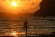 Les couchers de soleil sur la plage ouest... (PHOTO SYLVAIN SARRAZIN, LA PRESSE) - image 2.0