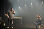 Guillaume Cyr joue ici son va-tout émotif avec... (Photo Suzane O'Neill, fournie par le théâtre LA Licorne) - image 2.0
