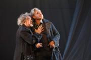 Benoît Brière (Géronte) et Patrice Coquereau (Argante) triomphent... (Photo Yves Renaud, fournie par le TNM) - image 2.0