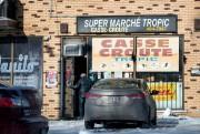 Le Supermarché Tropic.... (PHOTO MARCO CAMPANOZZI, LA PRESSE) - image 2.0