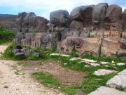 Le temple d'Aïn Dara, avant les frappes turques.... (WIKICOMMONS) - image 2.0