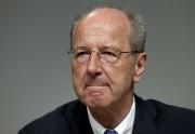 Le président du conseil d'administration de Volkswagen (qu'on... (AP) - image 3.0