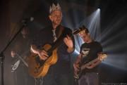Jean-Robert Drouillard et ses musiciens en concert aux... (Photo Jean-François Leblanc, fournie par Jean-Robert Drouillard) - image 2.0