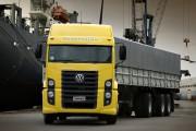 Un camion classe 8 volkswagen Constellation. Photo: Volkswagen.... - image 3.0