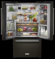 Le futur modèle KitchenAid à portes françaises et... (PHOTO FOURNIE PAR WHIRLPOOL) - image 3.0