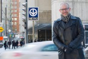 Marc-Antoine Ducas, président de Netlift, une application de transport... (Photo Ivanoh Demers, Archives La Presse) - image 1.0