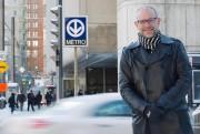 Marc-Antoine Ducas, président de Netlift,une application de transport... (Photo Ivanoh Demers, Archives La Presse) - image 1.0