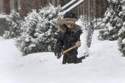 La métropole a reçu assez de neige pour... (ROBERT SKINNER, LA PRESSE) - image 1.0