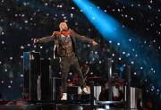 Le chanteur JustinTimberlake a donné le spectacle de... (Photo Timothy A. Clary, Agence France-Presse) - image 2.0