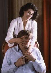 Fanny Ardant et Gérard Depardieu dans La femme... (Photo fournie par MK2 Diffusion) - image 3.0