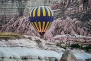 La Cappadoce compte au moins 200 montgolfières en... (PhotoYASIN AKGUL, Archives Agence France-Presse) - image 3.0