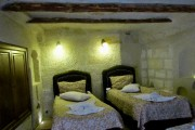 Les hôtels grottes offrent un silence apaisant et... (Photo Samuel Larochelle, collaboration spéciale) - image 1.0