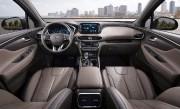 L'habitacle du Hyundai Santa Fe 2019.... (PHOTO FOURNIE PAR LE CONSTRUCTEUR) - image 1.0