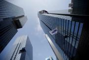 Il y a ici des édifices en forme... (Photo Kim Hong-Ji, archives Reuters) - image 1.1