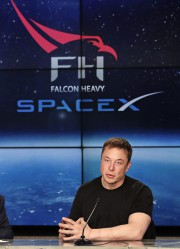 Elon Musk, PDG de SpaceX et de Tesla... - image 6.0