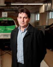 Stéphane Pascalon, de l'Institut du véhicule innovant. Photo... - image 2.0
