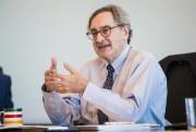 Michael Sabia, PDG de laCaisse de dépôt et... (Photo Hugo-Sébastien Aubert, Archives La Presse) - image 1.0