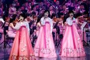 Les 140 membres de l'orchestre nord-coréen Samjiyon doivent... (REUTERS) - image 1.0