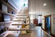 Au-delà de sa fonction purement pratique, cet escalier... (Photo Marco Campanozzi, La Presse) - image 2.0