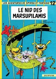 Le nid des marsupilamis, Franquin... (IMAGE FOURNIE PAR L'ÉDITEUR) - image 1.0