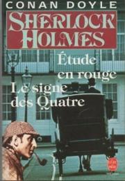 ÉTUDE EN ROUGE, CONAN DOYLE... (IMAGE FOURNIE PAR L'ÉDITEUR) - image 2.0