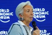 La directrice générale du Fonds monétaire international Christine... (Photo Denis Balibouse, Reuters) - image 1.1