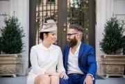 Les mariés ont fait une session photo avec... (Photo Geneviève Giguère, fournie par la photographe) - image 2.0