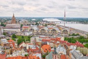 La ville de Riga, en Lettonie, avec son... (Photo Thinkstock) - image 1.0