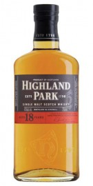 Highland Park 18 ans Scotch Single Malt, 180 $... (Photo fournie par le producteur) - image 1.0