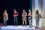 Catherine Trudeau, Benoît Drouin-Germain, Kim Despatis, Emmanuelle Lussier-Martinez... (Photo Gunther Gamper, fournie par le Théâtre Denise-Pelletier) - image 1.0