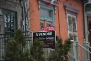Dans certains quartiers chauds de Montréal, des propriétés... (Photo Martin Chamberland, Archives La Presse) - image 1.0