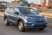 Un Honda Pilot Elite. Photo: Honda... - image 6.0