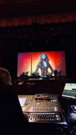 L'équipe de Lara Fabian procède au test de... (Photo fournie par l'équipe de l'artiste) - image 2.0