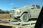 Prototype d'un Ford Ranger aperçu aux États-Unis qui... - image 1.0