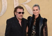 Johnny Hallyday et sa femme Laeticia, le 11 mai 2017... (Photo Chris Delmas, archives Agence France-Presse) - image 1.1